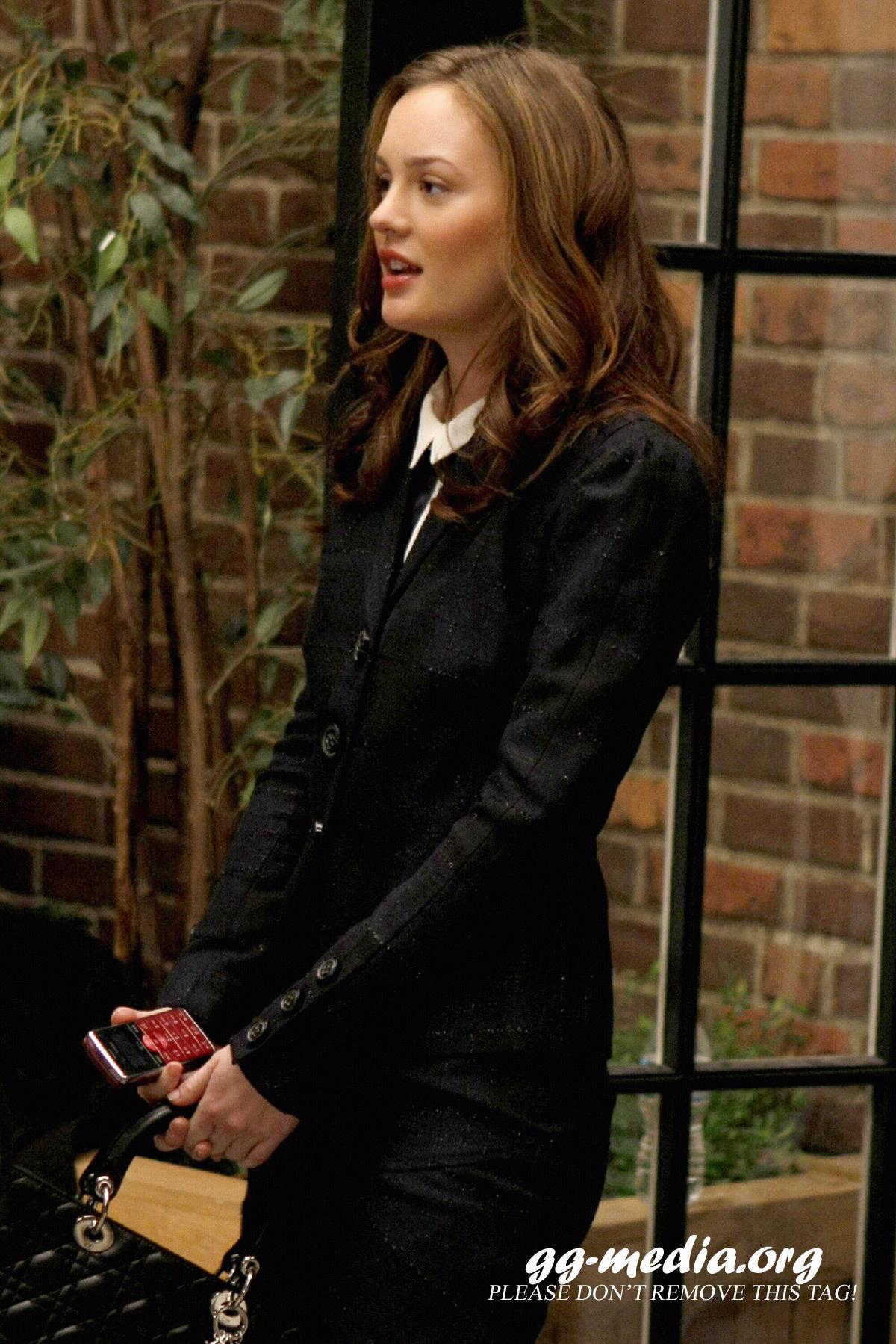 Blair's Windswept Curls | Best Gossip Girl Hair Moments ...  |Blair Waldorf Hair Season 2
