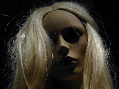 Mannequins দেওয়ালপত্র probably with sunglasses titled Blonde