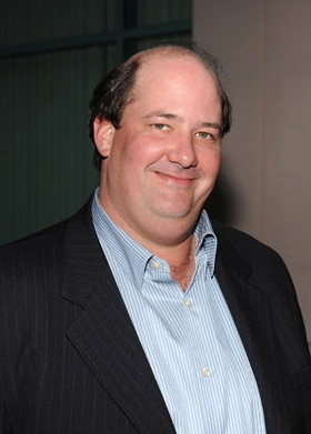 Brian Baumgartner @ 'Inside the Office'