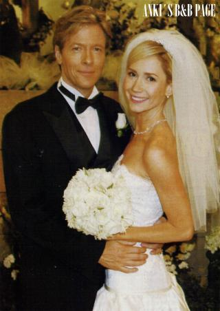 The Bold and the Beautiful fond d'écran entitled Bridget & Nick's Wedding