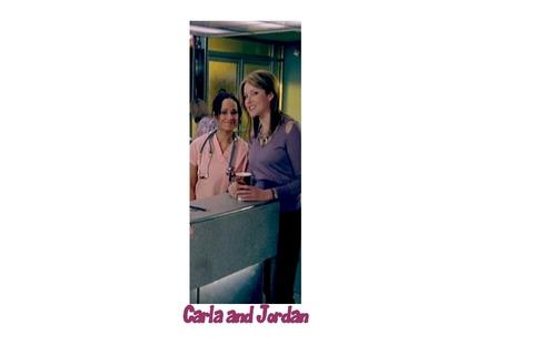 Carla and Jordan