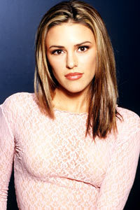 The Young and the Restless wallpaper probably with a portrait titled Chloe Mitchell-Elizabeth Hendrickson