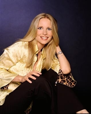 Christine Blair-Lauralee Bell - the-young-and-the-restless Photo