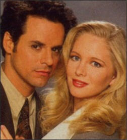 The Young and the Restless wallpaper containing a portrait entitled Christine & Michael