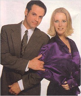 The Young and the Restless wallpaper with a business suit, a suit, and a three piece suit entitled Christine & Michael