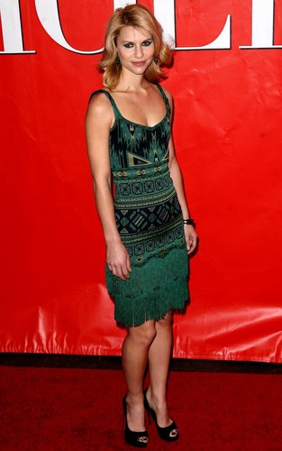 Claire Danes: 2009 'Confessions of a Shopaholic' New York Premiere