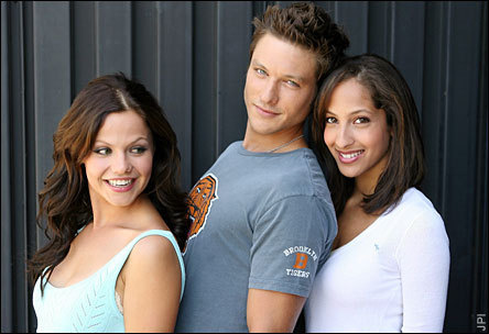Colleen &amp; Daniel &amp; Lily - the-young-and-the-restless Photo