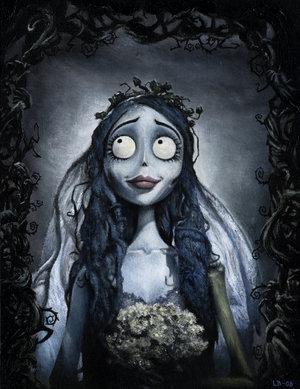 el cadáver de la novia