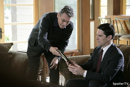 Criminal Minds - 4x14 - Cold Comfort