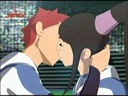 D'jok and Mei - galactik-football Photo