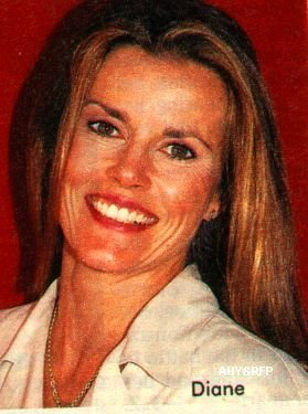 The Young and the Restless wallpaper containing a portrait titled Diane Jenkins-Alex Donneley