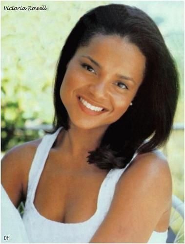 The Young and the Restless wallpaper containing a portrait entitled Dru Winters-Victoria Rowell