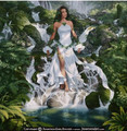 Earth Goddess - fantasy photo