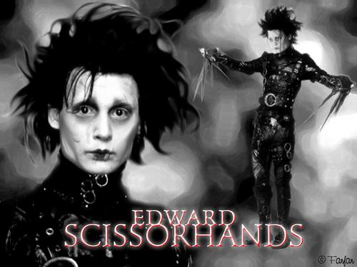 Edward Scissorhands wallpaper entitled Edward Scissorhands
