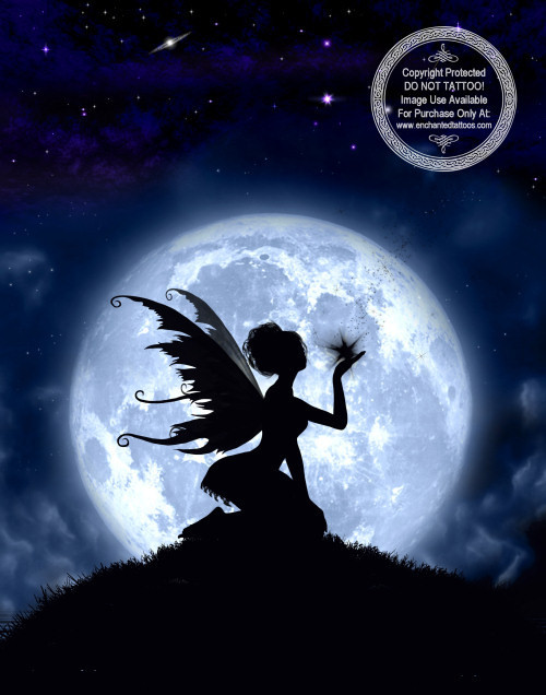 Images Of Fairies. Fairy with a falling star