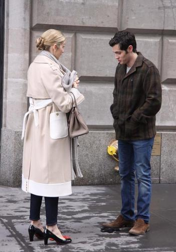 Filming GG with Penn
