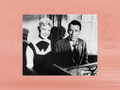 Frank Sinatra and Doris Day Wallpaper