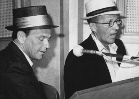 Frank and Bing Crosby
