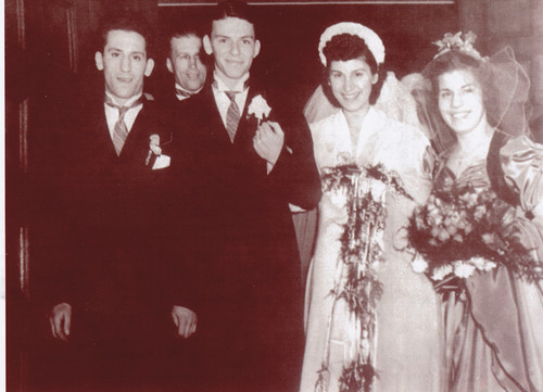Frank's First Marriage to Nancy