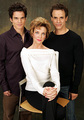 Gloria & her sons, Michael & Kevin