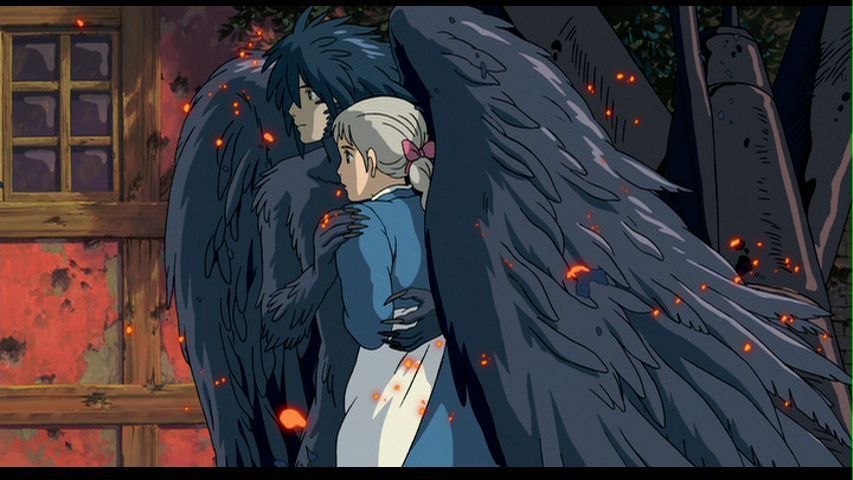 howl s moving castle images howl s moving castle hd wallpaper and