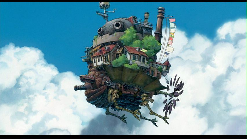 howls moving castle in terms of Download the joe hisaishi - merry go round of life (howl's moving castle) midi file download over 12000 midi files at nonstop2k.