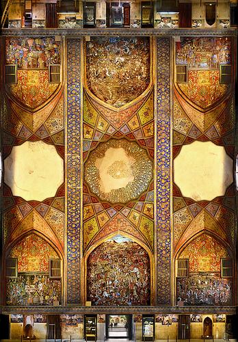 Iran Esfahan Chehel Sotun