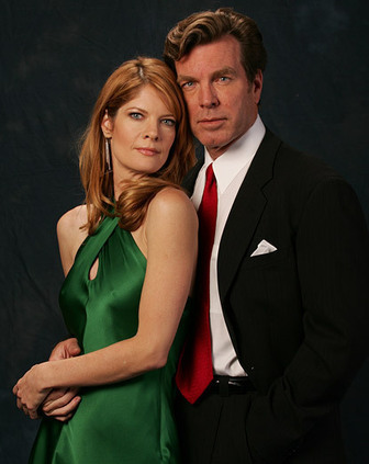 Jack Abbott & Phyllis Summers - the-young-and-the-restless Photo