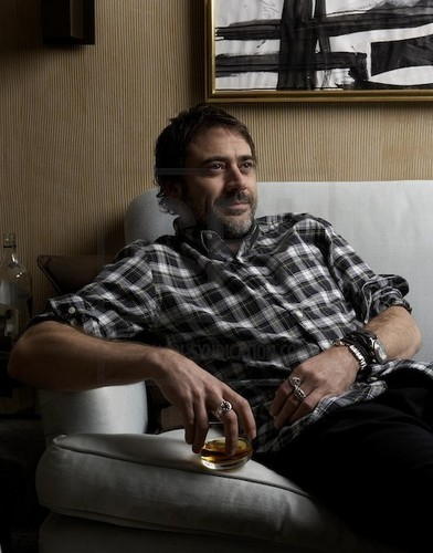 Jeffrey Dean morgan wallpaper probably with a drawing room, a living room, and a family room titled JeffreyDM