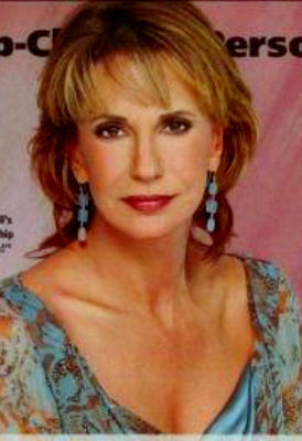 The Young And The Restless kertas dinding containing a portrait and attractiveness titled Jill Abbott-Jess Walton