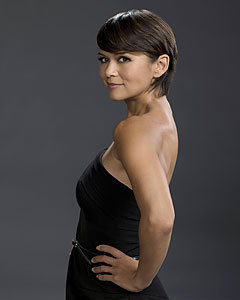 The Young And The Restless kertas dinding probably containing attractiveness titled Karen Taylor-Nia Peeples