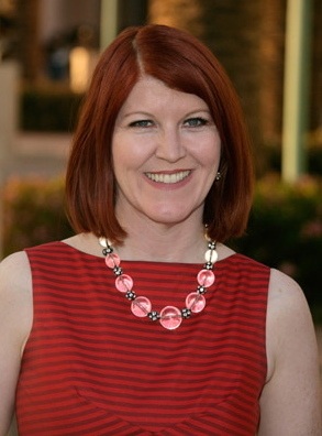 Kate Flannery @ 'Inside the Office'