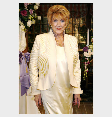 The Young and the Restless wallpaper with a well dressed person entitled Kay Chancellor-Jeanne Cooper