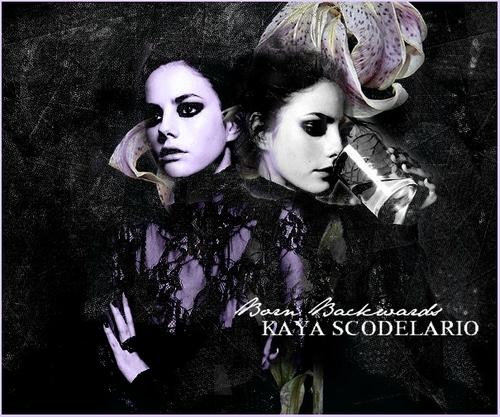 Kaya scodelario effy