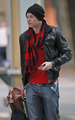 Kellan Lutz  @ Vancouver Airport - twilight-series photo
