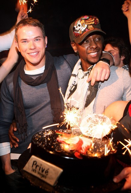 Kellan celebrates his birthday