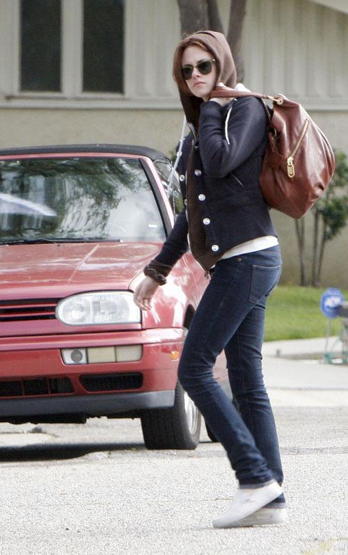 Kristen out in LA - March 15
