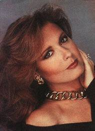 The Young and the Restless wallpaper containing a portrait and attractiveness titled Lauren Fenmore-Tracy Bregman