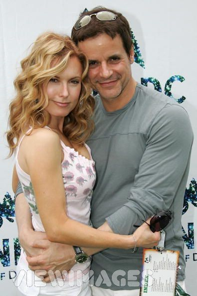The Young and the Restless Lauren & Michael Baldwin