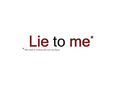 Lie to Me Title Wallpaper