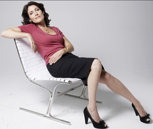 House M.D. wallpaper titled Lisa Edelstein