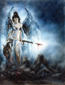 Luis Royo (mature content) - fantasy-art photo