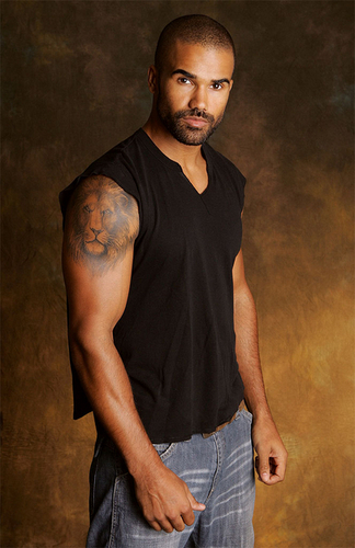 The Young And The Restless kertas dinding containing a hunk called Malcolm Winters-Shemar Moore