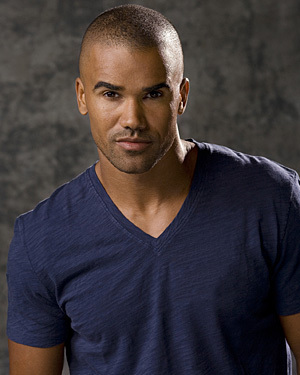 Malcolm Winters-Shemar Moore - the-young-and-the-restless Photo