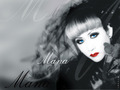 Mana - the-beauty-of-black-and-white wallpaper