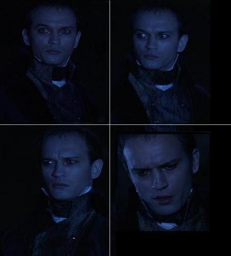 Marius looking disturbed