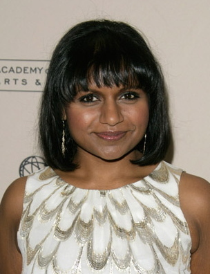 Mindy Kaling @ 'Inside the Office'