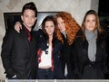 More Jackson, Kristen, Rachelle and Nikki In Vancouver - twilight-series photo