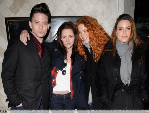 More Jackson, Kristen, Rachelle and Nikki In Vancouver
