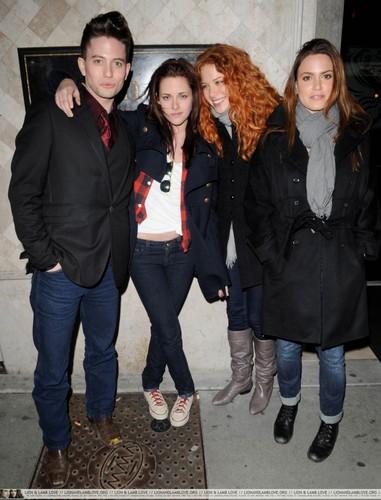 più Jackson, Kristen, Rachelle and Nikki In Vancouver